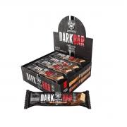 Barra de Proteína DarkBar Sabor Doce de Leite com Chocolate Display com 8un de 90g - Darkness