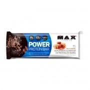 Barra de Proteína Power Protein Bar Sabor Milk Caramel 90g - Max Titanium