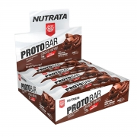 Barra de Proteína sabor Choco Whey Display com 8 un de 70g - Nutrata