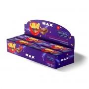 Barra de Proteína Uau Protein Bar Sabor Amendoim Cremoso Display com 12un de 45g - Max Titanium
