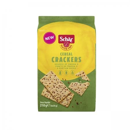 Biscoito Cracker Multicereais 210g - Schar