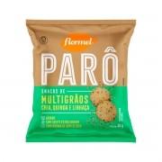 Biscoito de Polvilho Sabor Multigrãos 40g - Flormel