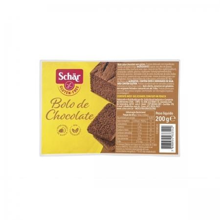 Bolo de Chocolate 200g - Schar