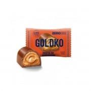 BomBom de Chocolate ao Leite com Pasta de Amendoim Zero com 11,5g - Gold & Ko