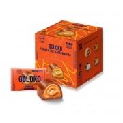 BomBom de Chocolate ao Leite com Pasta de Amendoim Zero Display com 18 un. de 11,5g - Gold & Ko