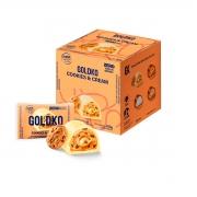 Bombom de Chocolate Branco Cookies & Cream Zero Display com 18 un. de 13,5g - Gold & Ko