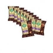 Brownie Sem Glúten Chocolate com 10 unidades de 40g - Good Soy