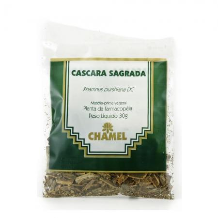 Cascara Sagrada 30g - Chamel