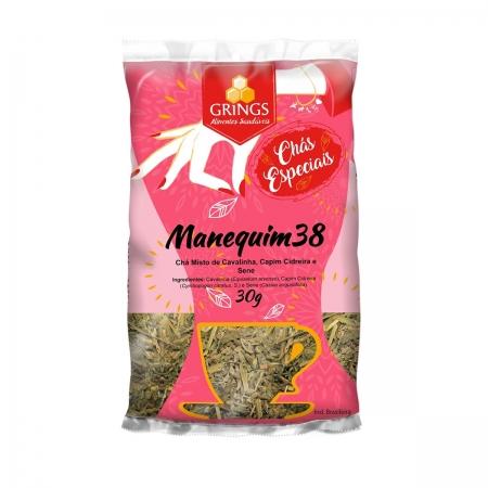Chá Manequim38 30g - Grings