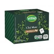 Chá Mate Tradicional Orgânico 20 sachês - Vitao