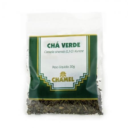 Chá Verde 30g - Chamel