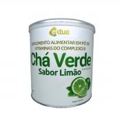 Chá Verde em Pó Sabor Limão 200g - Ektus