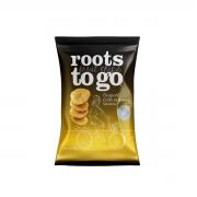 Chips Banana Salgada 45g - Roots To Go