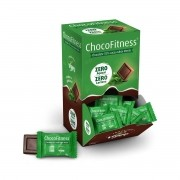 Chocolate 55% Cacau Sabor Menta Zero Display com 50 un. de 5g - ChocoFitness