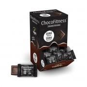 Chocolate 75% Cacau Zero Display com 50 un. de 5g - ChocoFitness