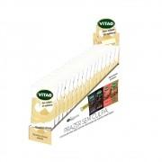 Chocolate Branco Zero Açúcar com 24 unidades de 22g - Vitao
