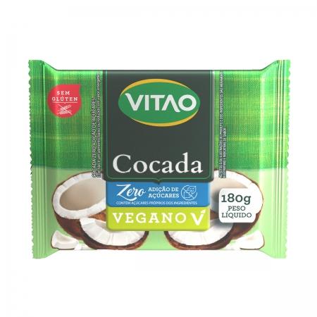 Cocada Zero 180g - Vitao