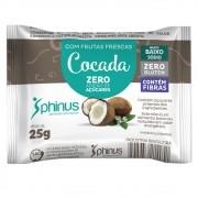 Cocada Zero 25g - Phinus
