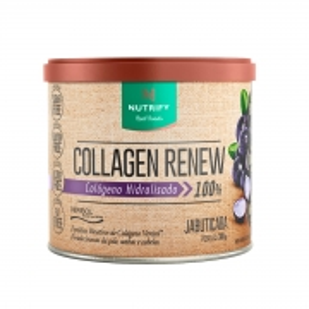Colágeno Collagen Renew sabor Jabuticaba 300g - Nutrify