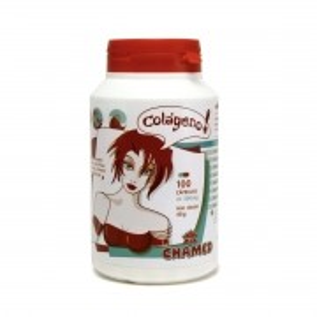 Colágeno Hidrolisado 350mg 100 Cápsulas - Chamel