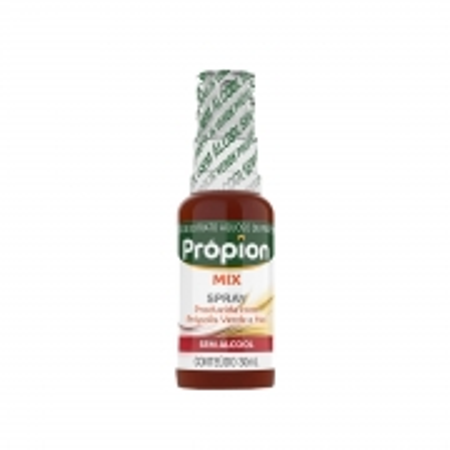 Composto de Extrato de Própolis Verde e Mel Aquoso Spray 30ml - Baldoni