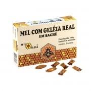 Composto de Mel com Geleia Real em Sachê com 36 unidades - Apis Flora
