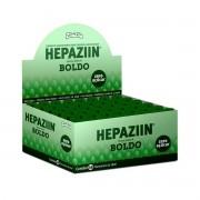 Composto Hepazin Zero Sabor Boldo com 48 flaconetes de 10ml - ZiinZiin