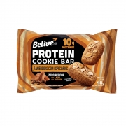 Cookie Bar Protein Sem Glúten Zero Amêndoas com Especiarias 40g - Belive