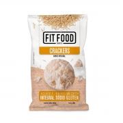 Cracker de Arroz Integral 30g - Fit Food