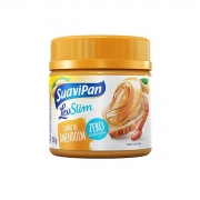 Creme de Amendoim Zero Açúcar 150g - Suavipan