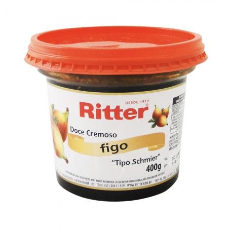 Doce Cremoso de Figo 400g - Ritter