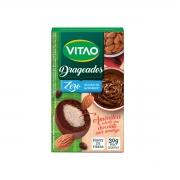 Drágeas De Amêndoa com Chocolate Meio Amargo 30g - Vitao