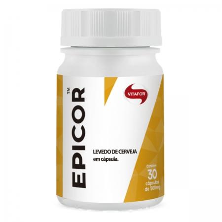 Epicor 500mg 30 cápsulas - Vitafor