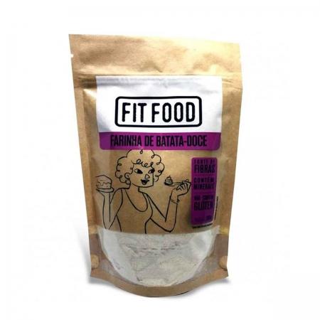 Farinha de Batata Doce 200g - Fit Food