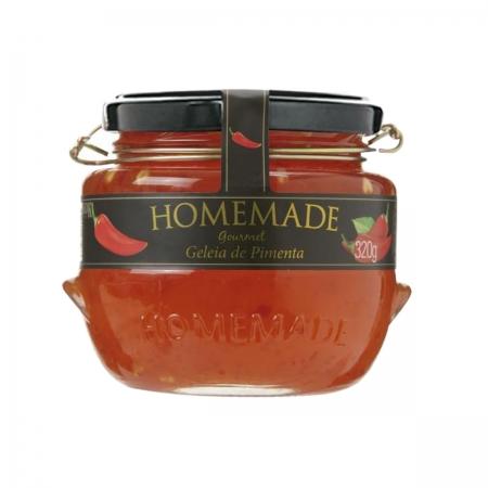 Geleia de Pimenta 320g - Homemade