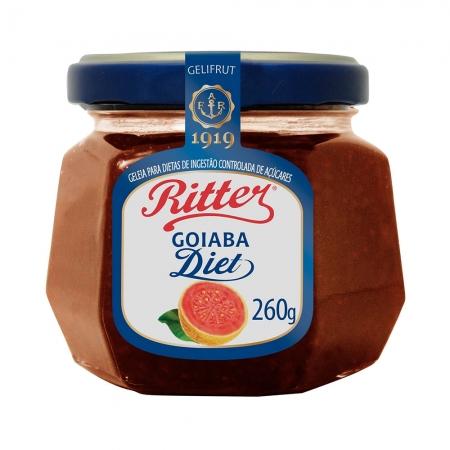 Geleia Diet de Goiaba 260g - Ritter