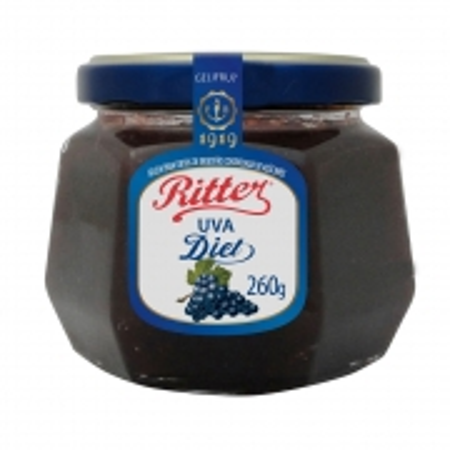 Geleia Diet de Uva 260g - Ritter