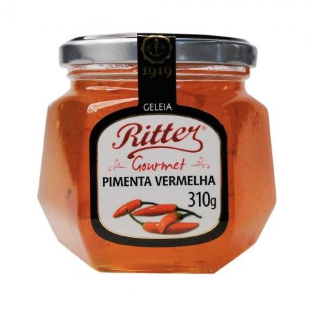 Geleia Gourmet de Pimenta Vermelha 310g - Ritter
