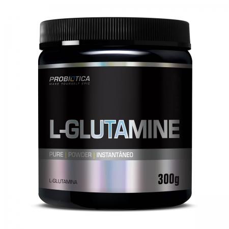 Glutamina Pura sem sabor em Pó 300g - Probiotica
