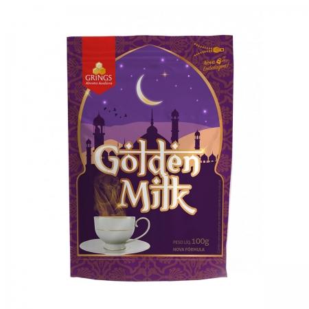 Golden Milk 100g - Grings