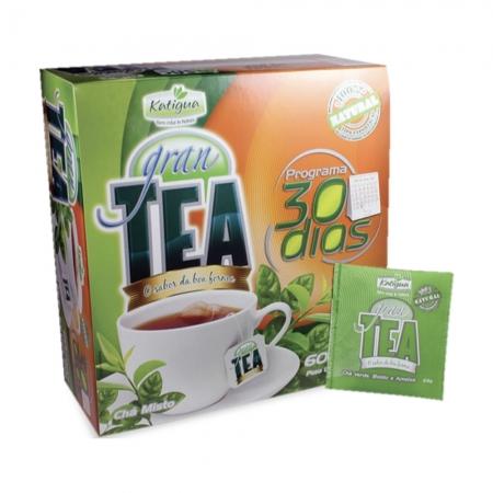 Gran Tea Chá Misto 60 sachês 150g - Katigua
