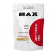 Hipercalórico Mass Titanium Sabor Baunilha 3kg - Max Titanium