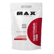 Hipercalórico Mass Titanium Sabor Morango 3kg - Max Titanium