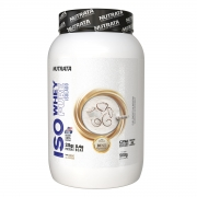 Iso Whey Pure Isolado sabor Creme de Coco 900g - Nutrata