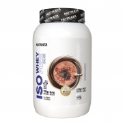 Iso Whey Pure Isolado sabor Double Chocolate 900g - Nutrata