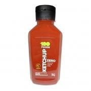 Ketchup Vegano Zero 350g - 100 Foods
