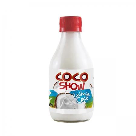 Leite de Coco Pet 200ml - Coco Show