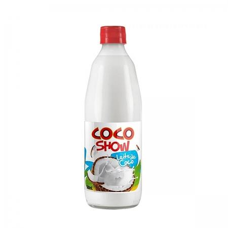 Leite de Coco Pet 500ml - Coco Show