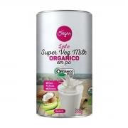 Leite em Pó Orgânico Super Veg Milk 200g - Organ