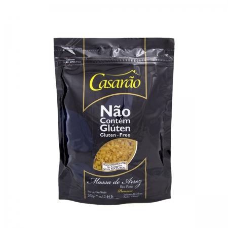 Macarrão de Arroz Ave Maria Premium 200g - Casarão